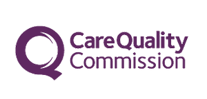 Skies Home Care in Woking. Domiciliary care. CQC logo